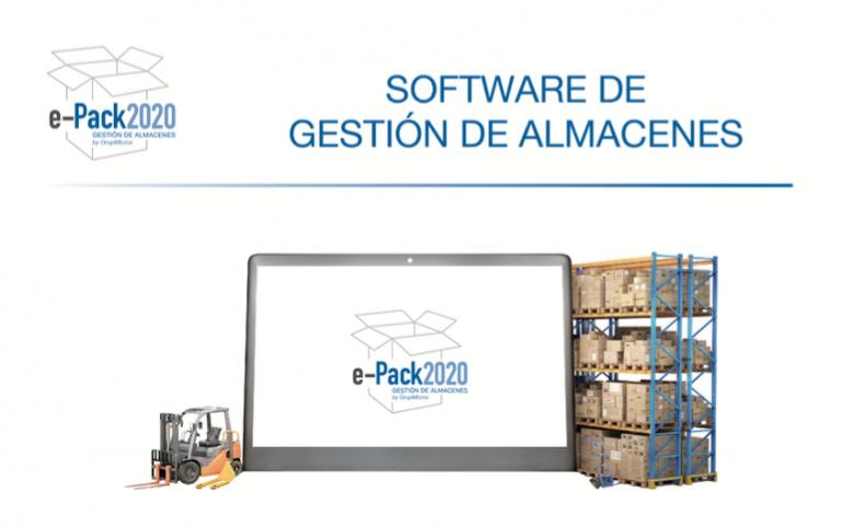 Software de gestión de almacenes