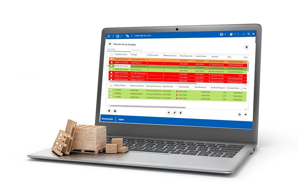 Software e-Pack 2020